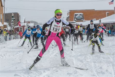 birkie week crowded activity american birkebeiner