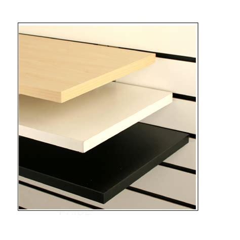 Melamine Shelving by 12 Quot X 48 Quot Wood Melamine Shelf Each Discount Shelving