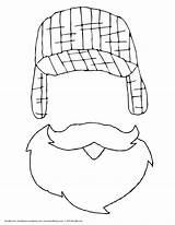 Lumberjack Coloring Party Booth Beard Birthday Hat Mask Props Activities Pages Fun Diy Jack Template Templates Photobooth Parents Activity Teacher sketch template