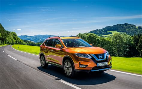 Nissan X Trail 4k Wallpapers by Wallpapers Nissan X Trail 4k Road 2018 Cars