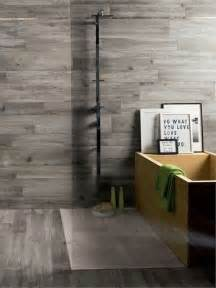 Wood Effect Tile Bathroom