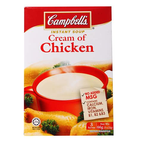 Easy And Delicious Campbell Soup Recipes Cream Of Chicken