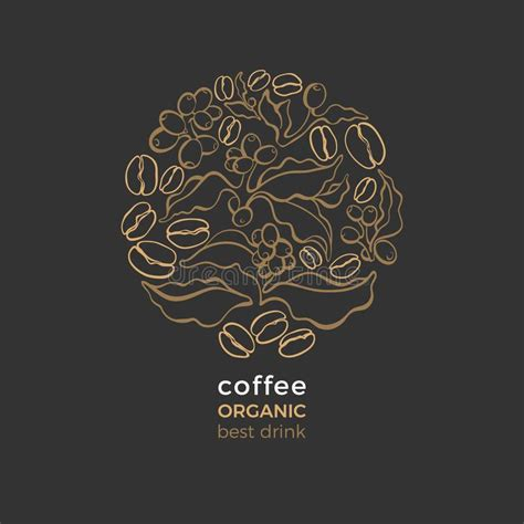 Free coffee bio vector download in ai, svg, eps and cdr. Natural Tree Vector Logo Symbol Stock Vector - Illustration of banner, environment: 121825680