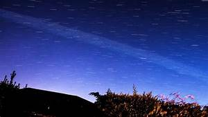 What Are The Bright Lights In The Sky Tonight A Trail Of Starlink Satellites Will Be Visible Over The Uk