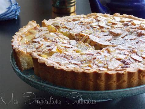 recette de cuisine avec des crevettes tarte amandine recette facile le cuisine de samar