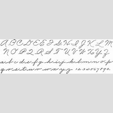 Does The Demise Of Cursive Writing Really Matter?
