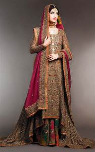 best popular top 10 pakistani bridal dress designers With new wedding dress indian