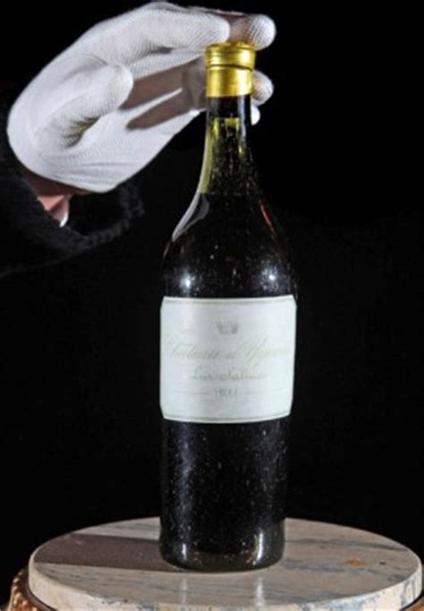 most expensive white wine sold ch 226 teau d yquem