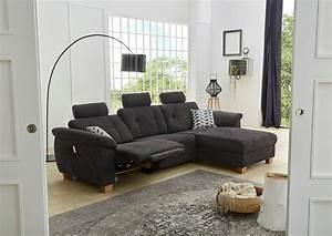 Sofa Mit Relaxfunktion : wohnlandschaft mit relaxfunktion im sofaelement und ~ A.2002-acura-tl-radio.info Haus und Dekorationen