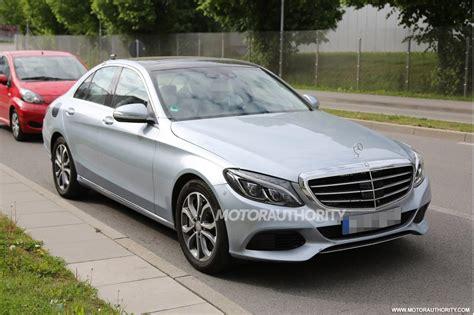 Mercedes In Hybrid by Mercedes C350 In Hybrid Powertrain Specs Revealed