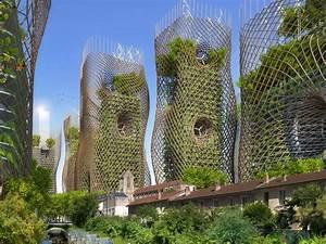 Agriculture urbaine l39avenir de l39agriculture verticale for Beautiful maquette d une maison 6 avenirs foto ville