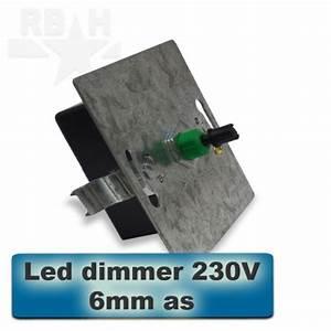 230v Led Dimmer : led dimmer 230v softstart 6mm as ~ Frokenaadalensverden.com Haus und Dekorationen