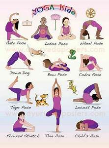 Yoga Pose Chart Poster Mother Toddler Yoga Poses You Should Try Out Yoga