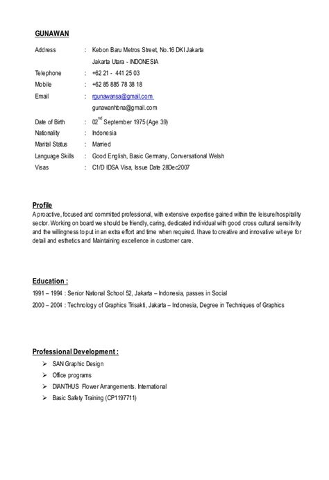 World Bank Cv Format Sle by Curriculum Vitae Format 2015 28 Images Cv Format South Africa 2015 Letter Format Mail