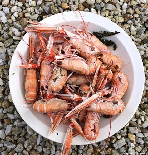 comment cuisiner des langoustines comment cuire les crustacés