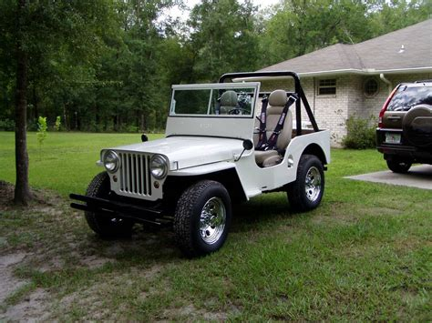 willys cja jeep  sale  sorrento fl