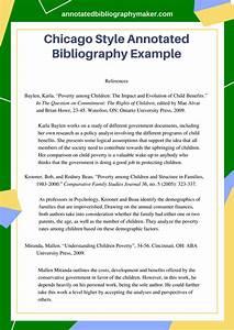 Apa annotated bibliography maker