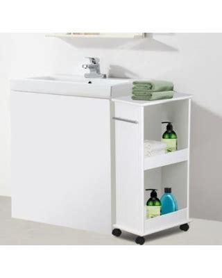 narrow kitchen cart amazing savings on yaheetech slimline rolling bathroom