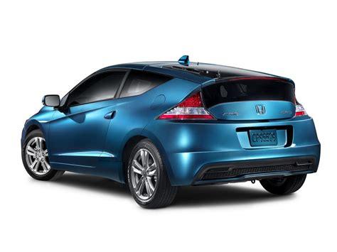 2014 Honda Cr-z Sport Hybrid Us Pricing Announced