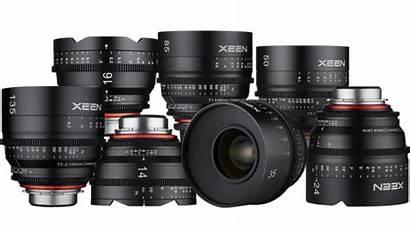 Xeen Lens Samyang 16mm Line Cinema T2