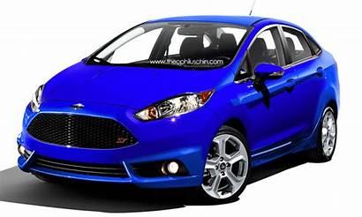 Fiesta Sedan Ford St Rendering Autoevolution