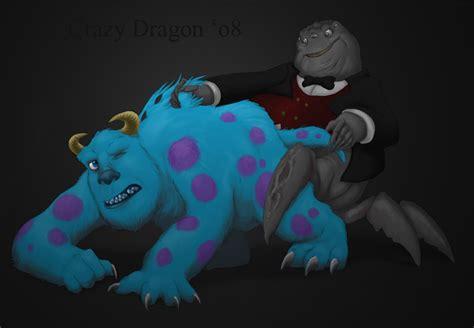 rule 34 disney gay henry j waternoose male male only monsters inc pixar sulley yaoi 502950