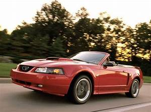 Used 2001 Ford Mustang GT Deluxe Convertible 2D Prices | Kelley Blue Book