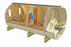 Außensauna Mit Holzofen Selber Bauen : saunafass fass sauna kaufen von gartenhaus sauna pinterest ~ Frokenaadalensverden.com Haus und Dekorationen