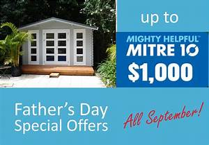 Father's Day Special Offer for Cabins all September - YZY ...