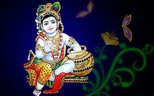 Happy Krishna Janmashtami HD Wallpapers & Images With Best ...