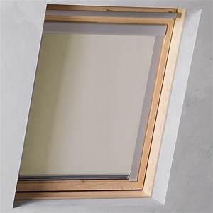 Velux Dachfenster Verdunkelung : dachfenster rollo f r velux ghu verdunkelungsrollo thermorollo verdunkelung ebay ~ Frokenaadalensverden.com Haus und Dekorationen