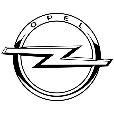 Kleurplaat Auto Opel by Leuk Voor Logo Opel
