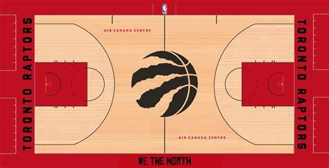 Raptors New Court Design For 1516 Realgm