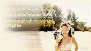 Ariana Grande - Love Is Everything (Lyrics) ♡ - YouTube