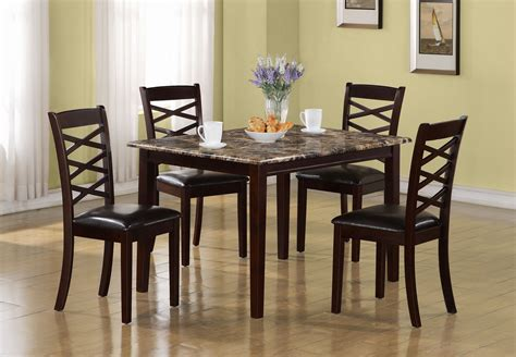 furniture dining room sets glambrey 5pc counter high dining set rooms