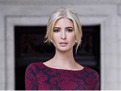 Ivanka Trump. Courtesy of Ivanka Trump