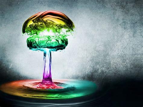 nice colorful water drops wallpapers   fun