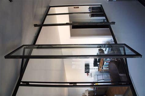 porte battante cuisine fenêtre en acier de style atelier d 39 artiste battante ou