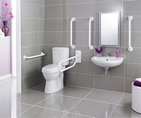 Disabled Bathroom Design by Handicap Accessible Bathroom Creating A Design That