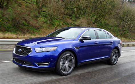 ford taurus sho  drive motor trend