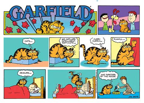It's Garfield's 36th Birthday! See 5 Of His Classic Comics