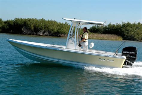 Quality Of Sea Pro Boats by Research Sea Pro Boats Sv2100 Cc Center Console Boat On