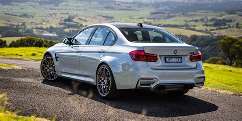 Review Bmw M3 by 2016 Bmw M3 Competition Review Caradvice