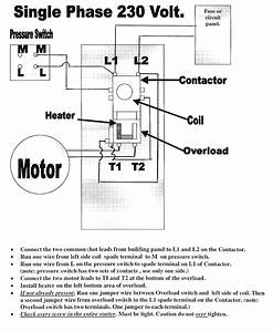 Classic Air Compressor Wiring Diagram For