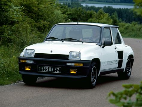 renault 5 turbo renault 5 turbo specs 1980 1981 1982 1983 1984