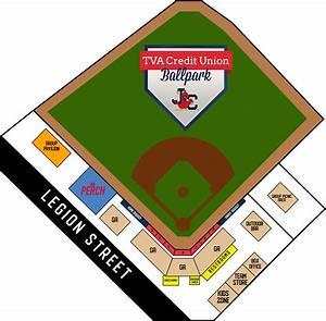 Cardinals Stadium Map