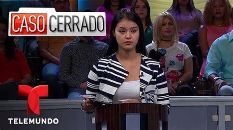 youtube caso cerrado caso cerrado 17 year old s 50 000 miscarriage
