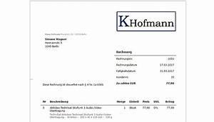 Klarmobil De Meine Rechnung : welches design sollte ich f r meine rechnungsvorlage w hlen ~ Themetempest.com Abrechnung