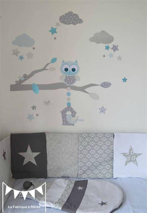 décoration bébé garcon chambre decoration chambre bebe garcon stickers visuel 2