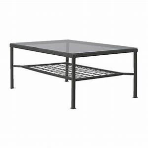 Table Basse En Verre Ikea : table basse verre ikea ~ Teatrodelosmanantiales.com Idées de Décoration